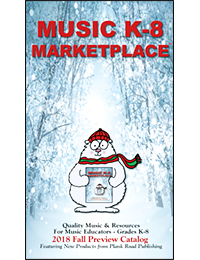 Music K-8 Marketplace 2018 Fall Preview Catalog