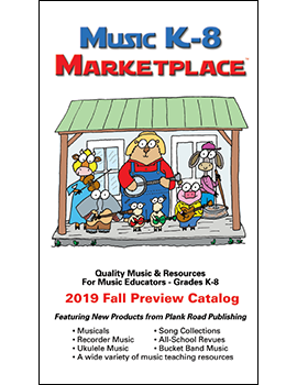 Music K-8 Marketplace 2019 Fall Preview Catalog