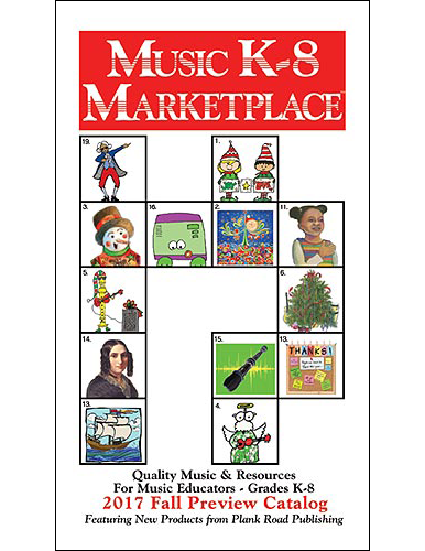 Music K-8 Marketplace 2017 Fall Preview Catalog