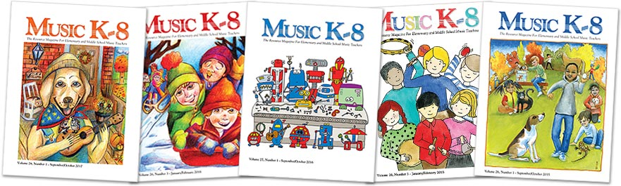 Subscribe or Renew your Music K-8 magazine subscription