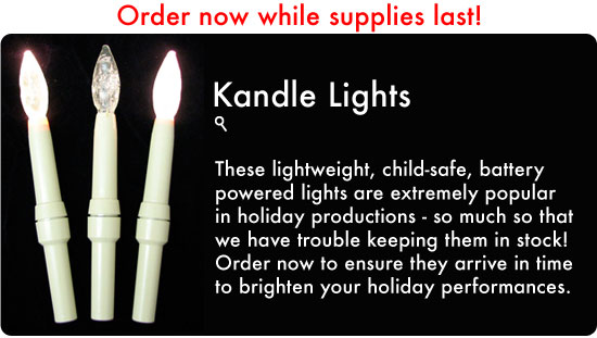 Kandle Lights - Get yours now!