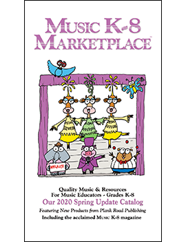 Music K-8 Marketplace Spring 2020 Catalog