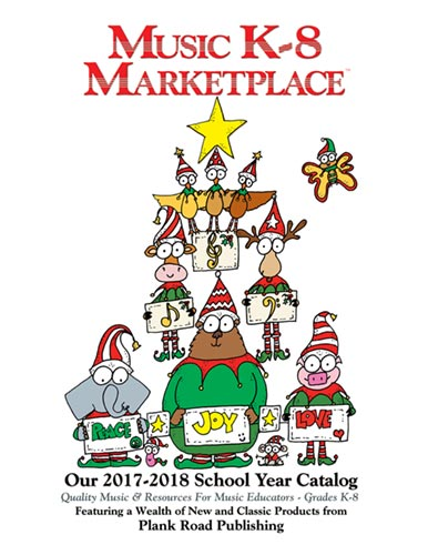 Plank Road Publishing / Music K-8 Marketplace 2017-2018 Interactive Catalog