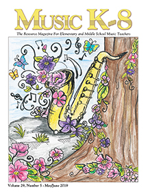 Current Issue Of Music K-8