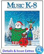 Current Issue Of Music K-8 Magazine