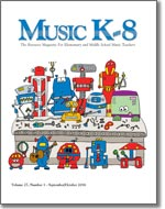 Music K-8, Volume 27, Number 1