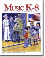 Music K-8, Volume 27, Number 2
