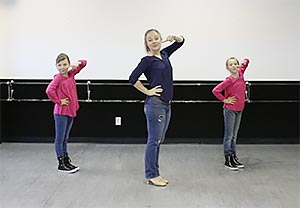 Free choreography video from the current issue of Music K-8 magazine.