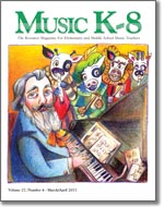 Music K-8, Volume 27, Number 4