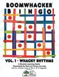 BOOMWHACKER® BINGO - Vol. 1, Whacky Rhythms