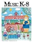 Music K-8, Vol. 14, No. 1 - Downloadable Issue (Magazine, Audio, Parts)