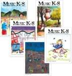 Music K-8 Vol. 13 Full Year (2002-03) - Print & Downloadable Student Parts