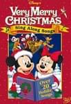 Sing Along Songs - Very Merry Christmas - DVD