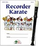 Recorder Karate 1 Student Book with Angel 1-Piece Recorder