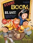 Stomp, Boom, Blast! - Book/CD