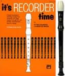 It's Recorder Time Book with Canto® One-Piece Yellow Recorder