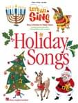 Let's All Sing... Holiday Songs