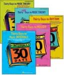 "All Five ""Thirty Days"" Books"