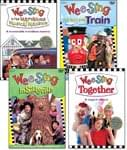 All Four Wee Sing® DVDs