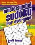 Music Symbol Sudoku™ For Everyone - Book