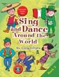 Sing And Dance Around The World - Book 2/CD