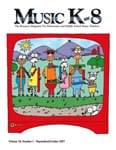 Music K-8, Vol. 18, No. 1