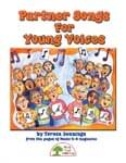 Partner Songs For Young Voices - Hard Copy Book/Downloadable Audio
