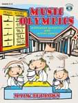 Music Olympics - Book/CD ISBN: 9781429100458