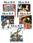 Music K-8 Vol. 18 Full Year (2007-08)