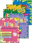 Activate! - Vol. 2, No. 5 (Apr/May 2008 - Farewell/Spring) ISBN: 9780893283605