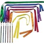 "Set Of Six 36"" Ribbon Wands UPC: 4294967295"