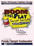 Boom Tap-N-Play - Sacred Sounds - CD-ROM of PDFs & MP3s