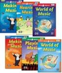 Creating Music Series - World Of Music (Intermediate) - CD-ROM