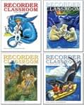 Recorder Classroom, Vol. 1, Print Back Volume - Print Magazines with CDs