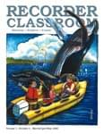 Recorder Classroom, Vol. 1, No. 4 - Downloadable  Issue - Magazine with Audio Files