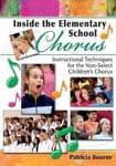 Inside The Elementary School Chorus - Book/DVD