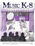 Music K-8, Vol. 1, No. 3 - Downloadable Issue (Magazine, Audio, Parts)
