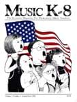 Music K-8, Vol. 1, No. 4 - Downloadable Issue (Magazine, Audio, Parts)