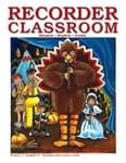 Recorder Classroom, Vol. 2, No. 2 - Downloadable Issue - Magazine with Audio Files