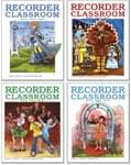Recorder Classroom, Vol. 2 - Downloadable Back Volume - Magazine with Audio Files