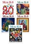 Music K-8 Vol. 20 Full Year (2009-10) - Downloadable Back Volume - PDF Mags w/Audio Files