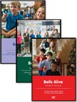 All 3 Bells Alive DVDs (Vol. 1, Vol. 2, & Christmas)