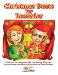 Christmas Duets For Recorder - Hard Copy Book/Downloadable Audio