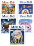 Music K-8 Vol. 22 Full Year (2011-12) - Downloadable Back Volume - PDF Mags w/Audio Files