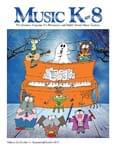 Music K-8, Vol. 24, No. 1 - Downloadable Issue (Magazine, Audio, Parts)