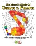 The Music K-8 Book Of Games & Puzzles - Downloadable Book