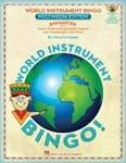 World Instrument Bingo - Multimedia Edition