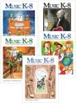 Music K-8 Vol. 24 Full Year (2013-14) - Downloadable Back Volume - PDF Mags w/Audio Files
