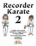 Recorder Karate 2 - Kit with CD