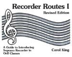 Recorder Routes I - Book